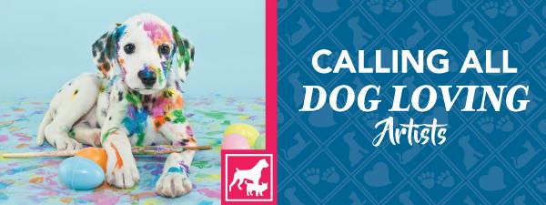 Calling all dog loving artists